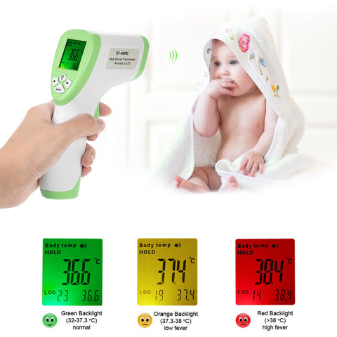 LCD Digital Infrared Thermometer