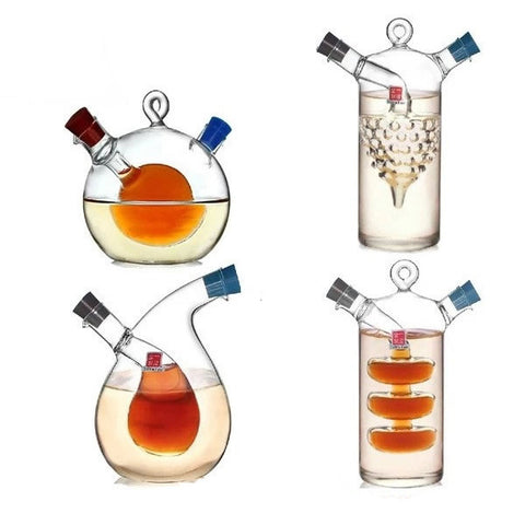 Creative Kitchen Oil and vinegar bottles