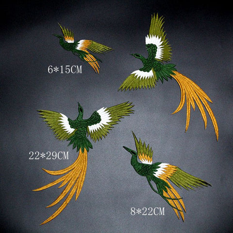 1 Set / 4pcs New Phoenix Iron Accessories Supplies