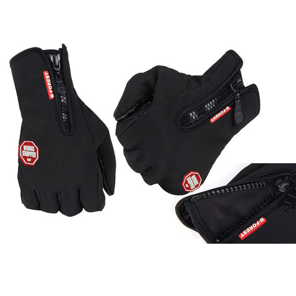 Windproof Outdoor Sports Skiing Touch Screen Glove