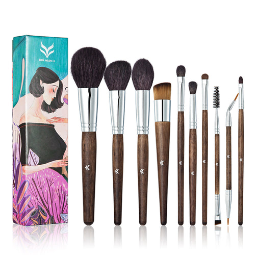 Wool Makeup Brush