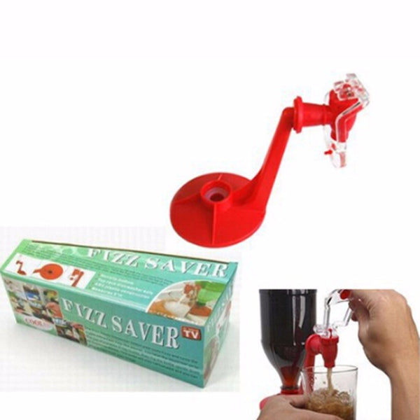 Saver Soda Dispenser Bottle Coke Upside Down Drinking Water Dispense