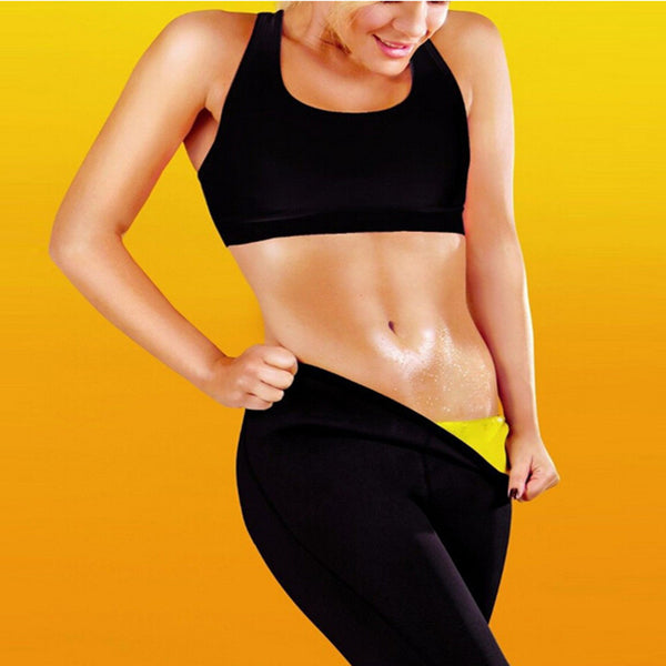 2 PCS PANTS + WAIST HOT SHAPERS