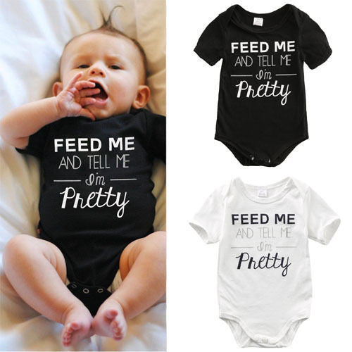 Newborn Short Sleeve Outfit - 1000Miles