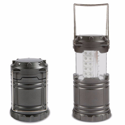 30 LED Camping Lantern Outdoor Portable Lights Water Resistant Camping Lighting Lamp - 1000Miles
