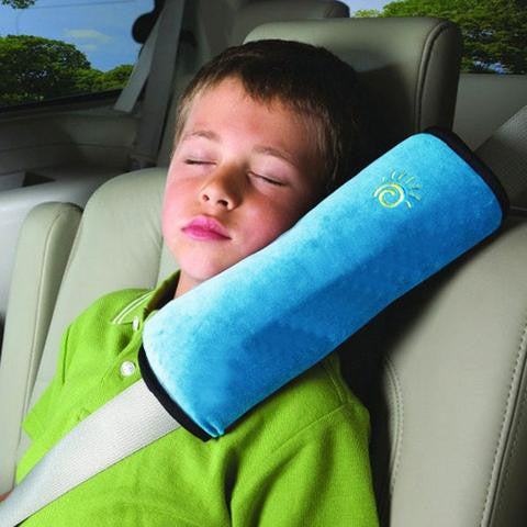 """Nap Belt"" Seat Belt Pillow"