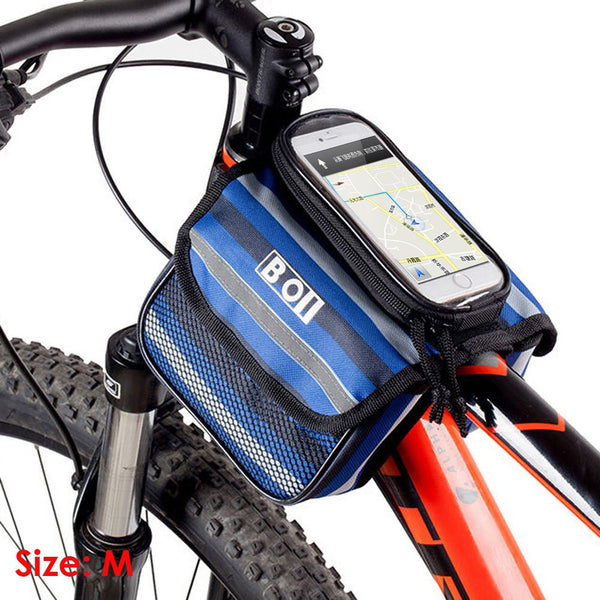 Cycling Front Bag Top Tube Frame Bag