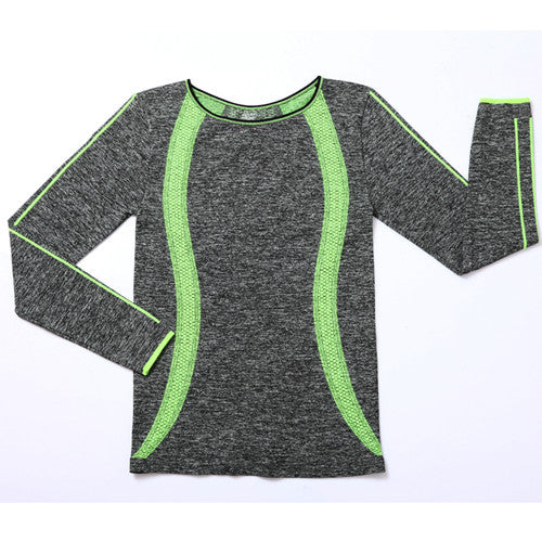Women's Sport Breathable Quick Dry Tees tops