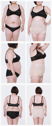 BODY SHAPER HIGH WAIST PLUS SIZE 47 INCH WAIST PANTIES - 1000Miles