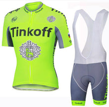 SaxoBank Tinkoff Quick-Dry Breathable Cycling Sportswear