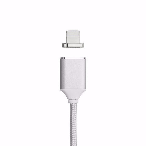 Braided Magnetic Lightning Fast Charging Cable for iPhones (BUY 1 GET 1 FREE)