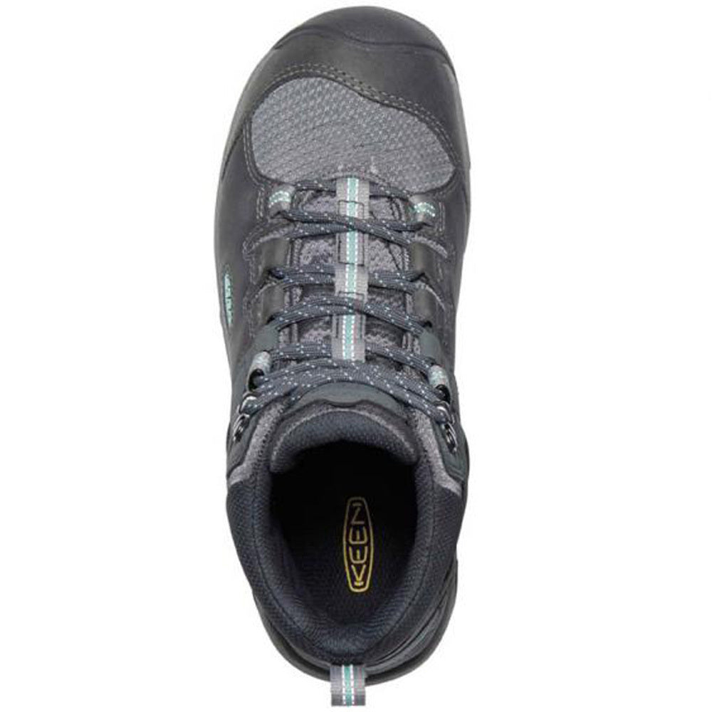 Keen Steens Mid WP - Steel Grey (Womens)
