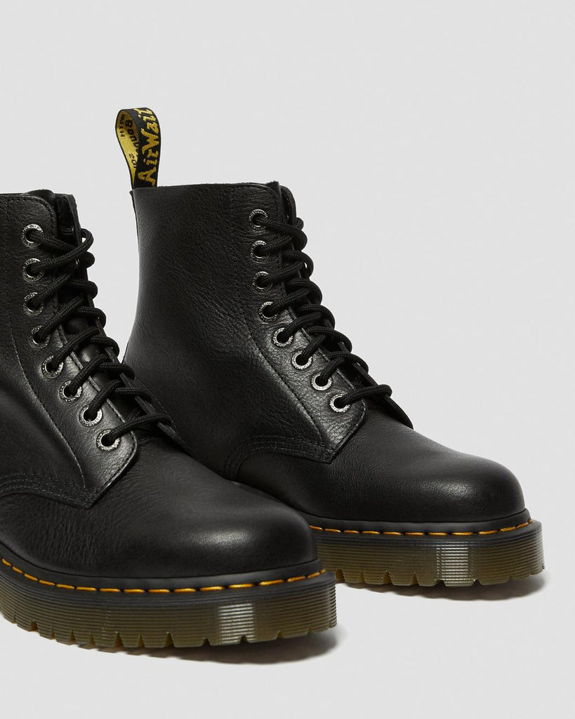 Dr Martens 1460 Pascal Bex Lace Up Black Boot