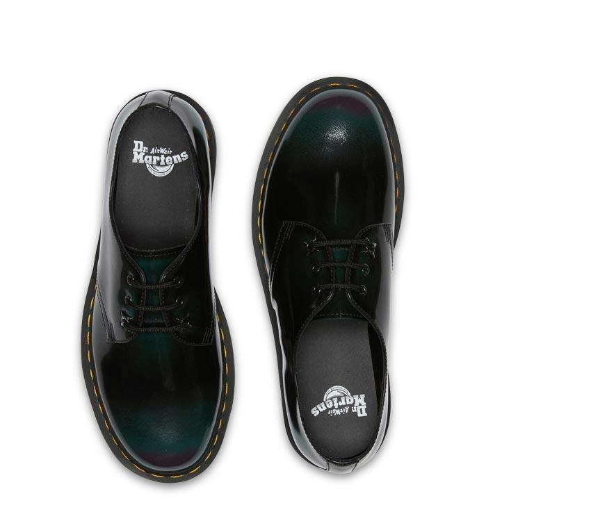 Dr Martens 1461 Arcadia Oxford (Green/Purple)