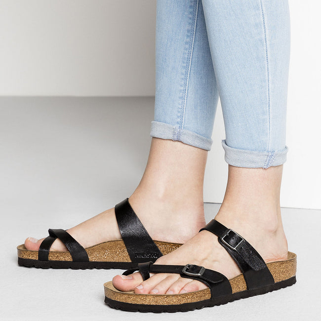 Birkenstock Mayari BF Graceful Licorice