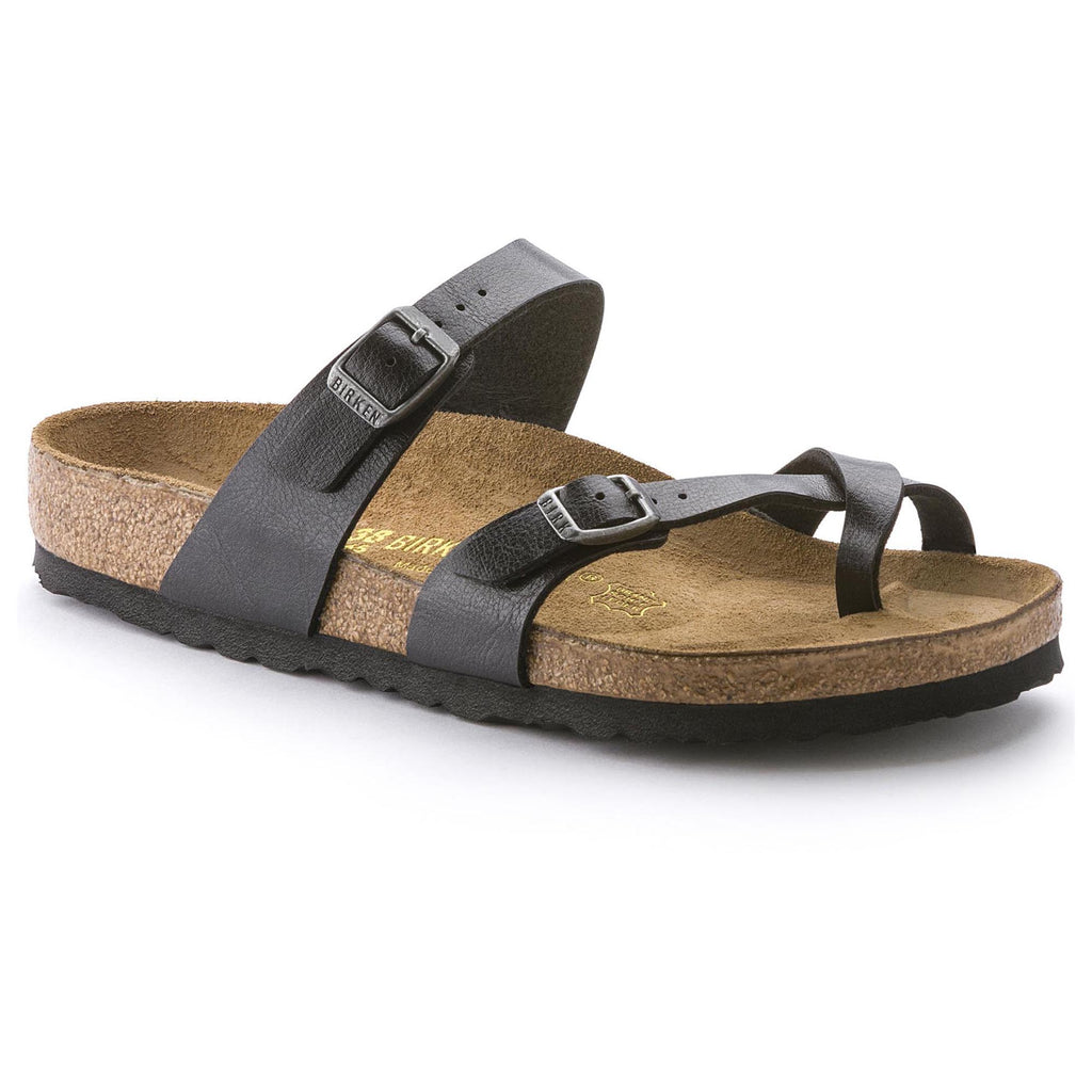 Birkenstock Mayari BF Graceful Licorice (Regular)