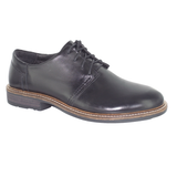 Naot Chief black mens lace up shoe