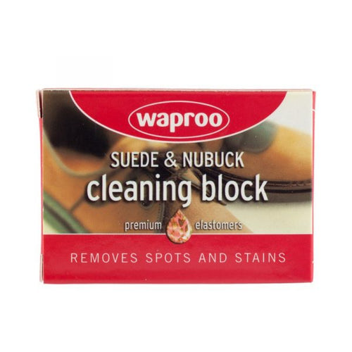 Waproo Suede & Nubuck Cleaning Block