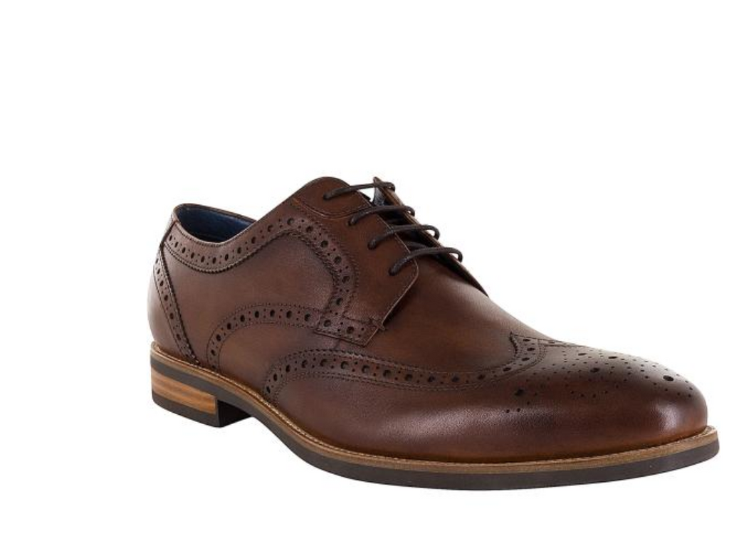 Florsheim Arcus Mens Tan Shoes