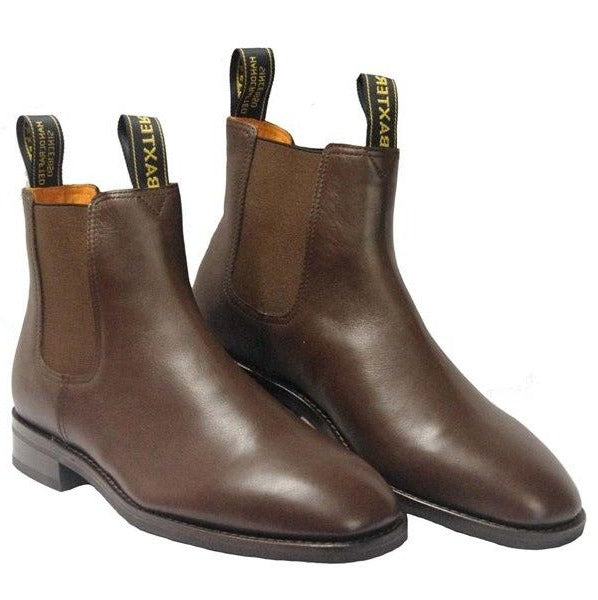 Baxter Drover Mens Boots - Brown