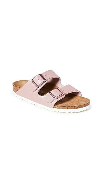 Birkenstock Arizona BF Icy Metallic Old Rose