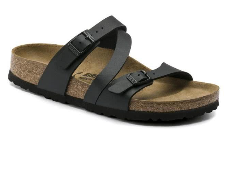 Birkenstock Salina BF Black (Narrow)