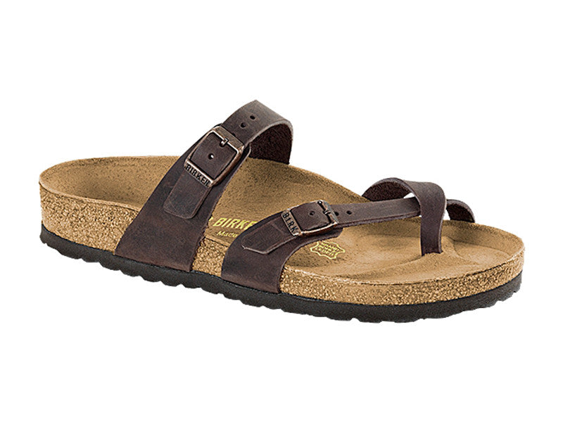 Birkenstock Mayari Habana Leather (Regular)