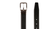 Florsheim Segal Reversible Mens Belt (Black/Tan)