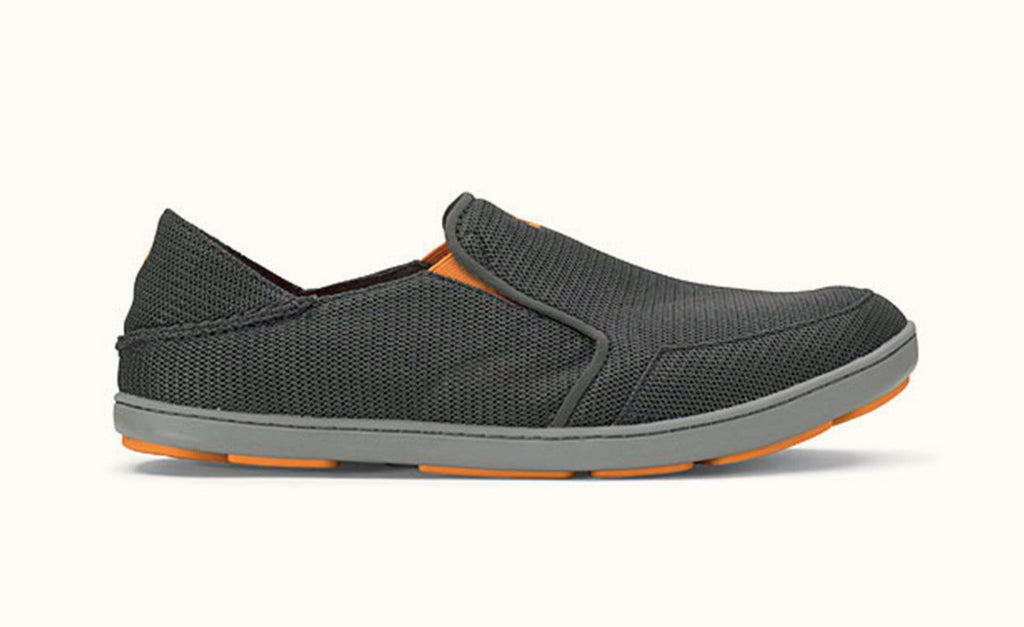 Olukai Nohea Mesh Mens Dark Shadow