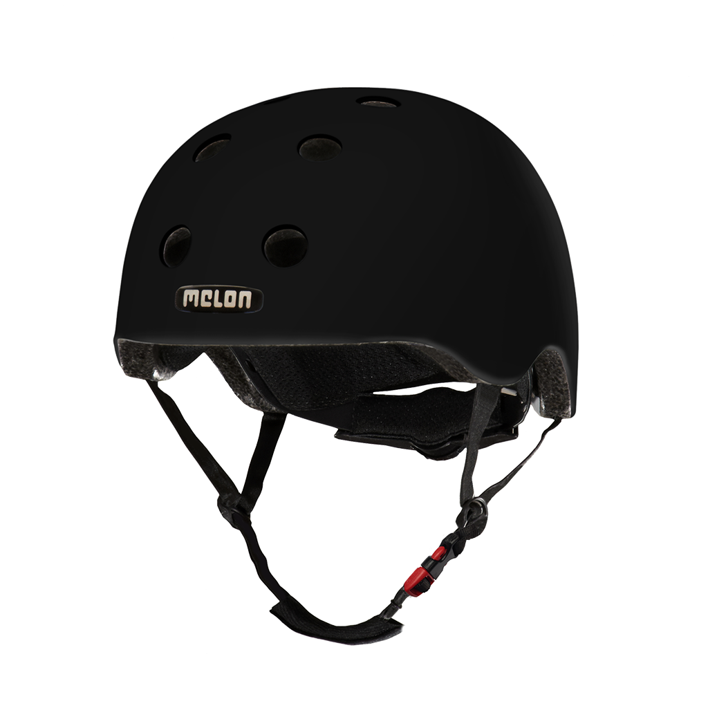 Melon Helmet - Core Black Matte