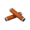 Leather Grips - Honey Brown