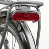 AXA Riff Tail Light mounted on rear carrier
