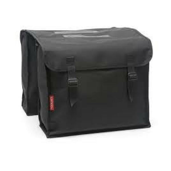 Cameo Black Double Pannier
