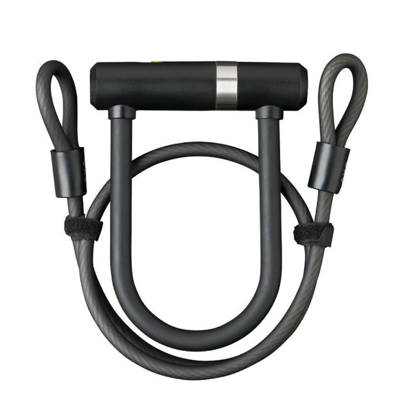 Newton Pro Mini U Lock + Cable