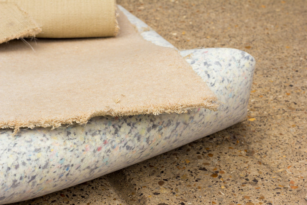 Foam Or Rubber Underlay Which Is Better Carpet Underlay Shop