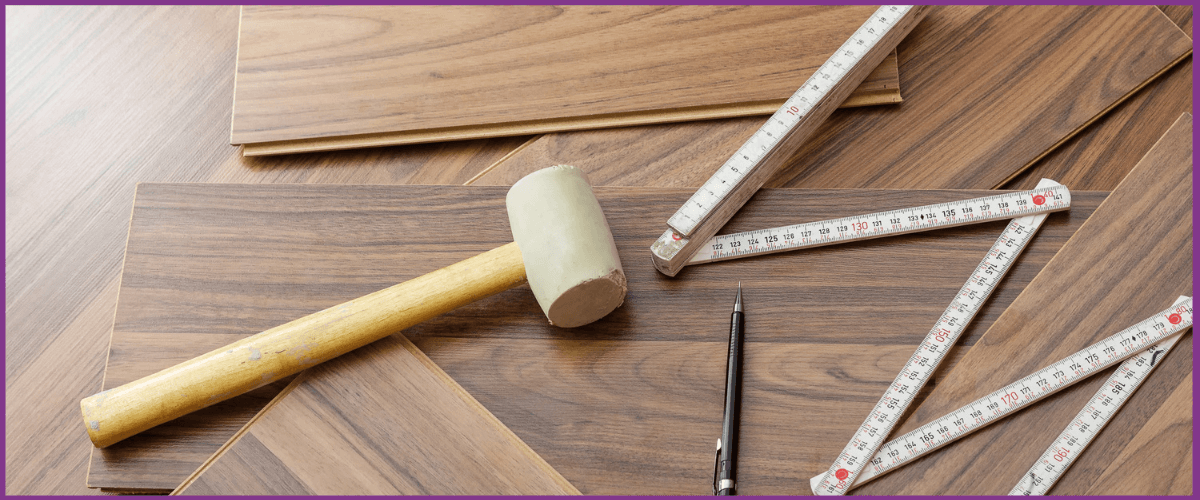 Tools for installing the best underlay for laminate