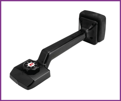 Tool, available at Carpet Underlay Shop, needed to fit carpet on stairs