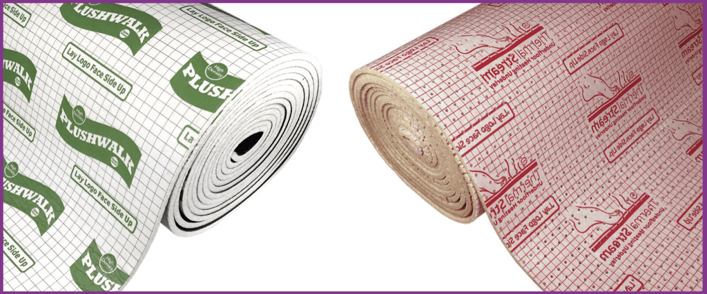 affordable underlays available at the Carpet Underlay Shop