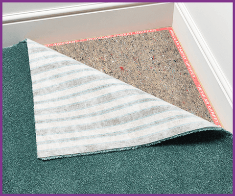 Fitted wool underlayment