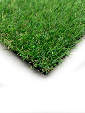 20mm Artificial Grass - Luxury Turf Fake Cheap Lawn Astro Natural Green Garden