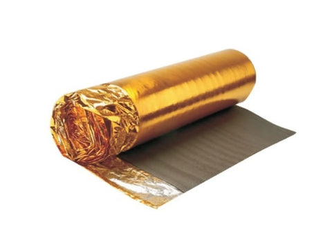 Royale Supreme Gold Foil 6mm Wood / Laminate Underlay from £2.20 Per m2