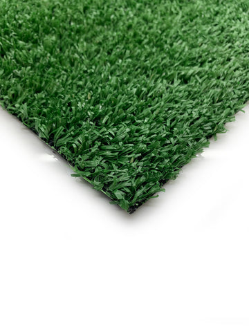 9mm Budget Artificial Grass - Turf Fake Cheap Lawn Astro Natural Green Garden