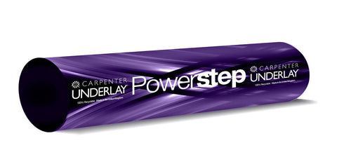 Extra High Density Powerstep 9mm from £2.67 Per m2