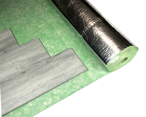 TimberHush Tech 2 Silver Plus Underlay from £2.49 Per m2