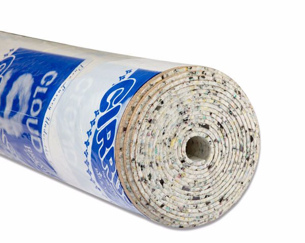 carpet underlay roll. cloud 9 cirrus underlay roll carpet l