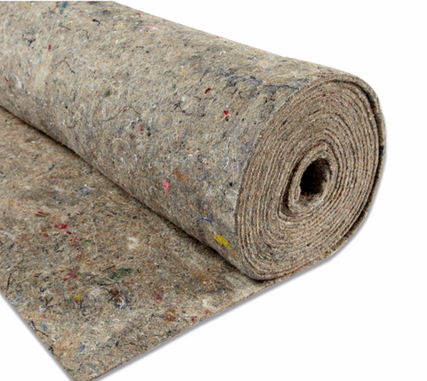 42oz Wool Carpet Underlay from £3.50 Per m2