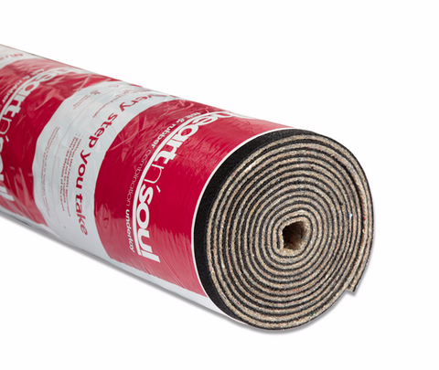 Full roll of Heart n' Soul Combination Carpet Underlay
