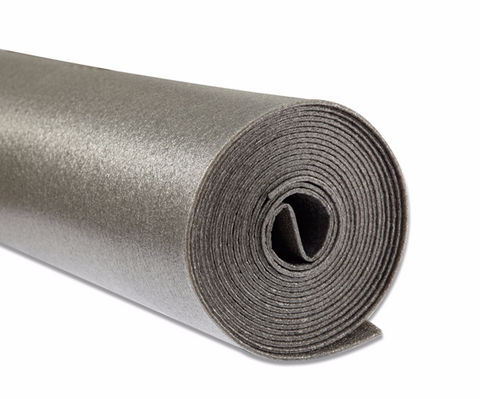 Novostrat Graphite Carpet Underlay Full Roll