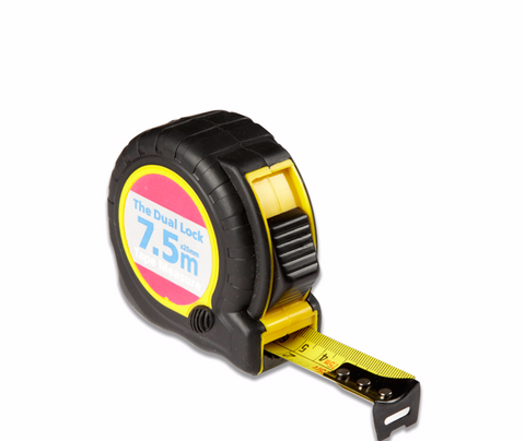 7.5m Measuring Tape with tape extended