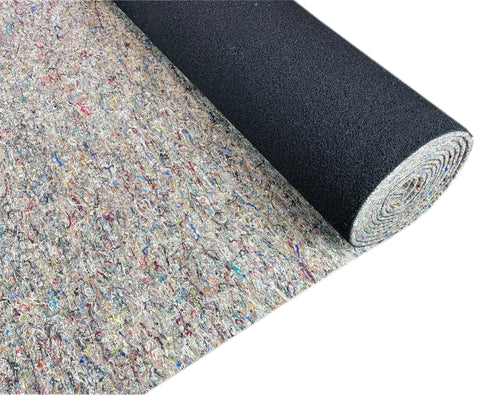 Super Velvet Wool & Rubber Crumb Carpet Underlay